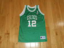 Vintage 90's Champion DOMINIQUE WILKINS BOSTON CELTICS Youth NBA Team Jersey XL
