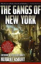 The Gangs of New York: An Informal History of the Underworld-ExLibrary