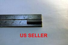 x2 N35 Chrome Plated 20x3x3 Neodymium Rare-Earth Block Magnets