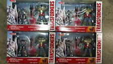 Brand New Transformers Target Exclusive Grimlock and Silver Knight Optimus Prime
