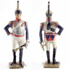 VERTUNNI Figurine  CUIRASSIER / antique toy soldier