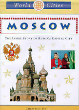 Moscow (World Cities) Christine Hatt Very Good Book