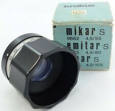 !!NEW!! 1970! AMAR/S 4.5/105 PZO Poland Macro/S Macro Shooting Lens M42 Enlarger