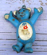 Porte-clé années 1970, ours Butagaz, dans son jus