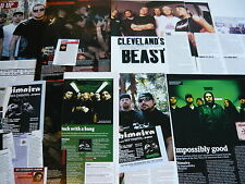 CHIMAIRA - MAGAZINE CUTTINGS COLLECTION (REF T2)