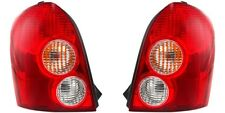 2002 2003 MAZDA PROTEGE5 HATCHBACK TAIL LAMP LIGHT LEFT AND RIGHT PAIR SET