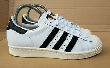 BNIB ADIDAS SUPERSTAR 80's LIMITED EDITION SIZE 4 UK MALE 4.5 FEMALE BRAND NEW