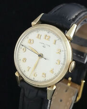 VINTAGE HAMILTON 748 SECOMETER B MENS WRIST WATCH - EXCELLENT DIAL
