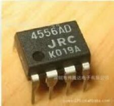 JRC NJM4556AD DIP-8 DUAL HIGH CURRENT OPERATIONAL AMPLIFIER
