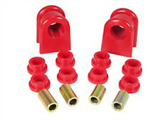 "Prothane 99-04 Jeep Grand Cherokee 1.25"" Diameter Front Sway Bar Insert Kit Red"