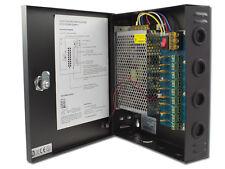 9 Kanal CCTV Netzgerät Leistungsnetzteil 12V DC, 5A für Überwachungskameras