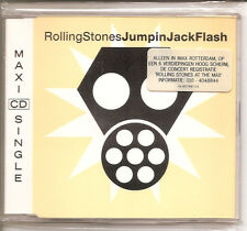 "ROLLING STONES ""Jumpin Jack Flash"" Rare Gasmask Cover"