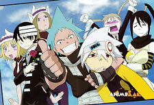 Poster A3 Soul Eater 02