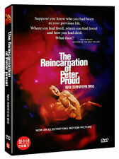 The Reincarnation Of Peter Proud (1974) DVD, NEW