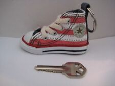 Converse All Star Keychain Chuck Taylor Key Chain USA 100% Authentic