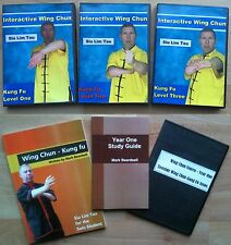 The ULTIMATE Wing Chun Kung Fu - Home Study Course - Year One