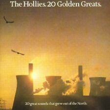 The Hollies 20 Golden Greats CD NEW SEALED Bus Stop/I'm Alive/Carrie Anne/Stay+