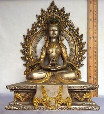 China antique buddha statue