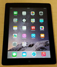 Apple iPad 4th Generation 32GB, Wi-Fi +4G Cellular (AT&T), 9.7in - Black (A1459)