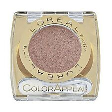 L'Oreal Color Appeal Single Eye Shadow, Golden Rose Number 165