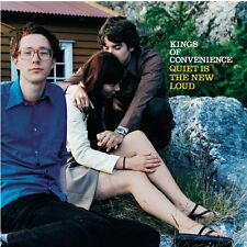 KINGS OF CONVENIENCE Quiet Is The New Loud / SOURCE RECORDS CD  2001