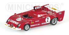 MINICHAMPS 400 751202 ALFA ROMEO 33 TT 12 model car Win 1000km Spa 1975 1:43rd
