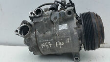 64526987862 BMW 3 SERIES 118D 316D 320D 318D AIR CONDITIONING COMPRESSOR AC PUMP