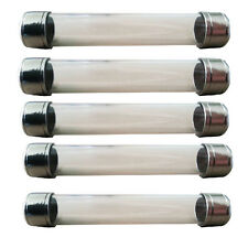 Thai amulet takrut tubes case 6 pcs safe amulet buddha magic 1.3 x 6 cm 2hook