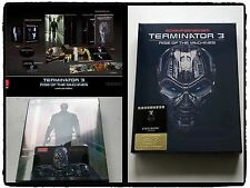 Terminator 3 Rise of the Machines Blu-ray Steelbook HDZETA Lenticular 366/1100EX
