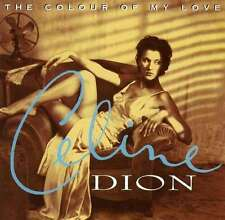 Colours Of My Love - Celine Dion CD COLUMBIA