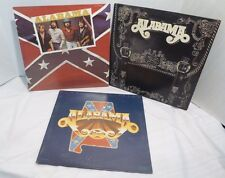 Alabama, My Home in Alabama, Mountain Music, Alabama Records, Lot of 3