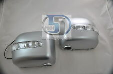 Mercedes G Class W463 G500 G55 WAGON Side Mirror Cover LED Blinker signal Silver