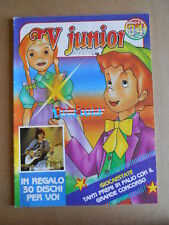 TV JUNIOR n°34  1982 Galaxy 1999 Tom Sawyer ed. ERI RAI  [G419A]