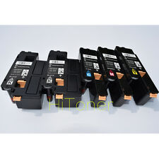 5 x Toner For Xerox CP105 CP205 CM205 CP215 CT201591 CT201592 CT201593 CT201594