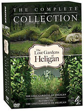 DVD:THE LOST GARDENS OF HELIGAN - COMPLETE COLLECTION - NEW Region 2 UK