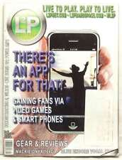 L2P LIVE TO PLAY MAGAZINE THERES AN APP FOR THAT VIDEO GAMES VOCAL MICROPHONES!!