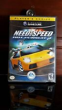 Need for Speed: Hot Pursuit 2 (Player's Choice, Nintendo GameCube, 2004)