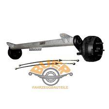 Bremsachse Avonride PKW Anhänger 1500 kg AM:1000 mm
