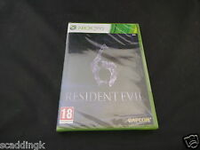 Microsoft Xbox 360 Game Resident Evil 6 New Sealed Italian Italia Version