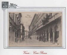 CARTOLINA 1925 VARESE CORSO ROMA RIF. 40