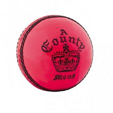Readers County Crown Cricket Ball Pink