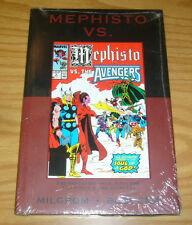 Marvel Premiere Classic HC 32 NEW SEALED mephisto vs - hardcover limited to 689
