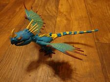 2013 SPIN MASTER--HOW TO TRAIN YOUR DRAGON--BLUE DEADLY NADDER FIGURE (LOOK)