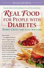 Real Food for People with Diabetes (Revised 2nd Edition) Cross, Doris, Williams