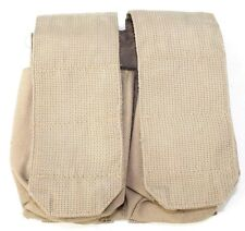 Tactical Operations Products TOP Khaki Pinky Tan Double 7.62 SR-25 M14 Mag Pouch