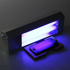 48W UV Ultraviolet Light LOCA Glue Curing Lamp For LCD Screen Repair 110V