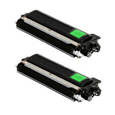 Lot Of 2 Black Toner Brother MFC-9325CW MFC-9320CW MFC-9125CN MFC-9120CN TN210BK