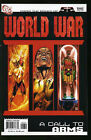 DC WORLD WAR 3 #1-4 NEAR MINT COMPLETE SET 2007