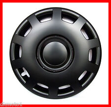 "4x14"" Wheel trims for FORD FOCUS FIESTA FUSION ESCORT  full set - black"