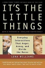 It's the Little Things: Everyday Interactions That Anger, Annoy, and Divide the